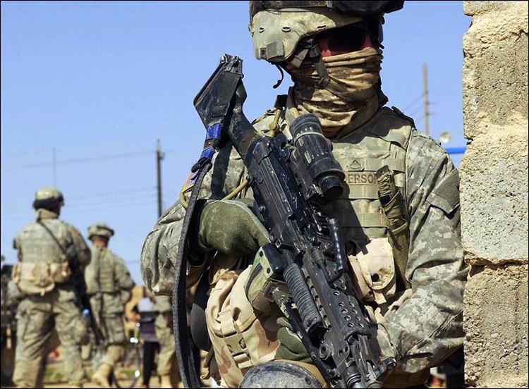 AP: США начали переброску войск изИрака вАфганистан