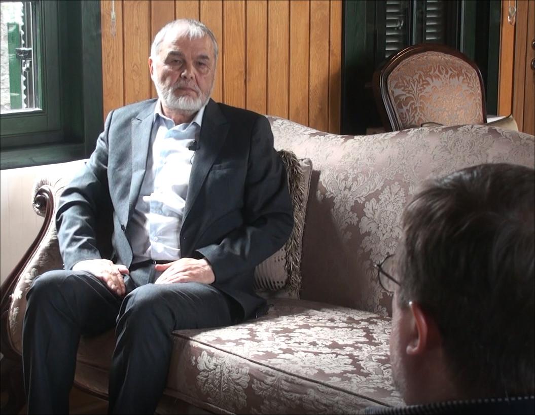 Мухаммад Салих отвечает на вопросы Даниила Кислова