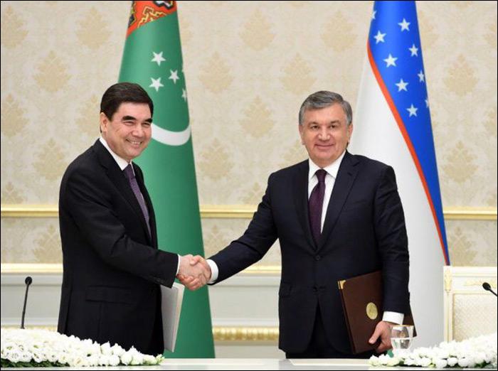 Президент Туркменистана посетит Узбекистан
