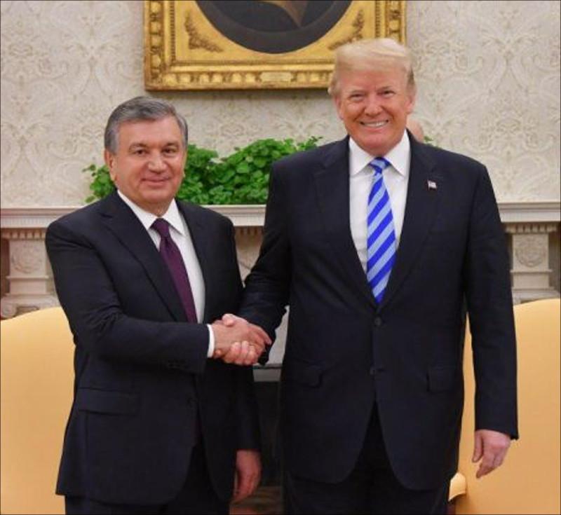 США иУзбекистан подпишут соглашения на $8,5 млрд