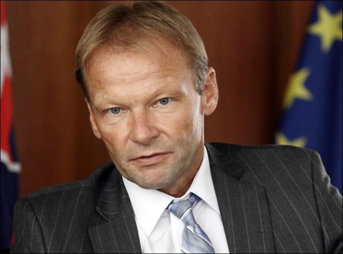 Вице-президент Европейского инвестбанка прибыл свизитом вУзбекистан