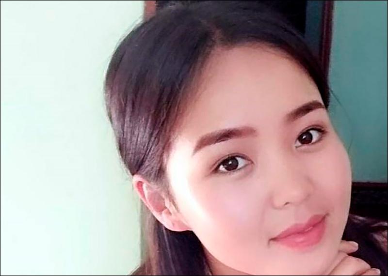 Киргизские девушки фото #15