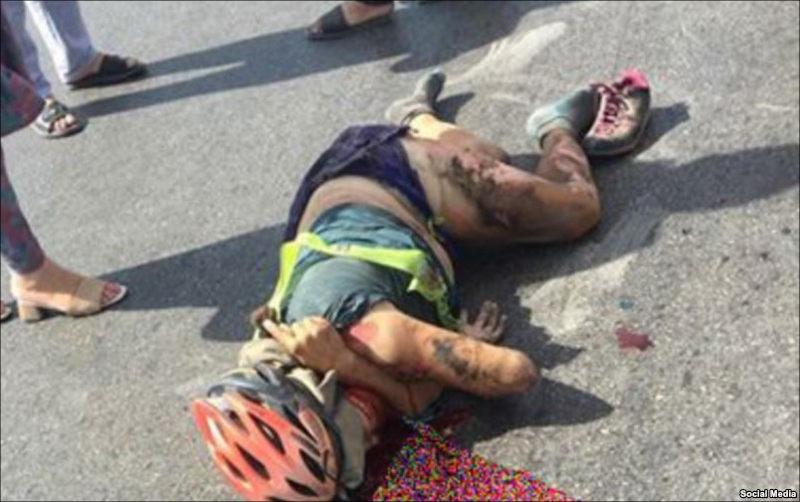 ВТаджикистане силовики обезвредили еще троих подозреваемых внападении навелосипедистов