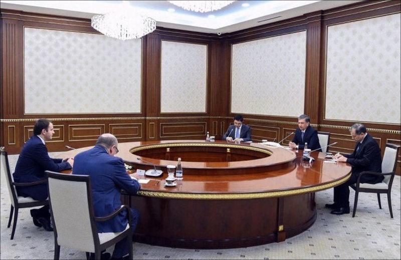 Путин прибыл свизитом вУзбекистан