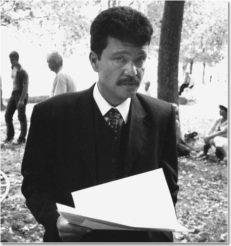Актер Карим Мирхадиев