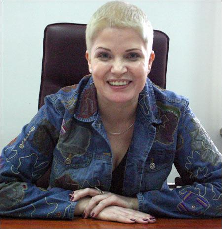 Оксана Малеваная, НТС директори
