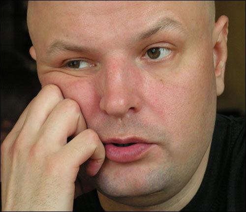 Евгений Дмитриев. Москва, 2006 йил 28 апрель