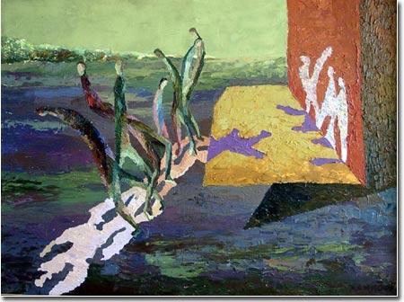 Алишера Хамидов картинаси