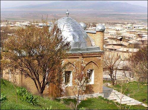 Мечеть в Ноукате