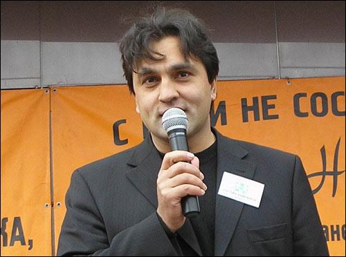 Глава ДИАЛОГ КУЛЬТУР – ЕДИНЫЙ МИР Руслан Байрамов