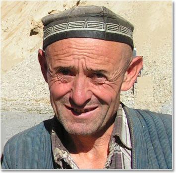 Горцы, жители Шахимардана, рано стареют, но долго живут. Фото агентства Фергана.Ру