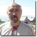 Раненый А.Атабек. Фото ИА Фергана.Ру