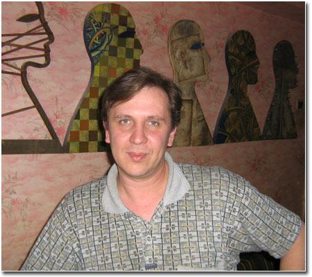 Alexander Nikolayev