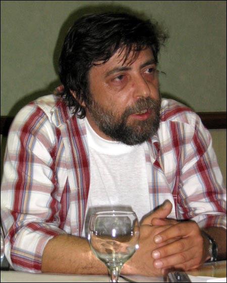 Композитор Дмитрий Янов-Яновский. Фото ИА Фергана.Ру