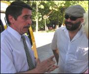 Встречи журналистов на ташкентской земле: Олег Шатуновский (ИА