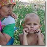 Тезиковские «аборигены». Фото 2006 г.