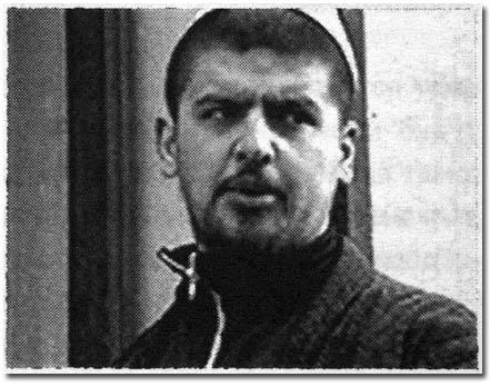 Тахир Юлдашев в 1992 году. Фото из книги «Дорога к смерти больше, чем смерть» (Мир Калигуллаев, Лондон, 2005)