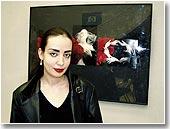 Наталья Гуревич похожа на свои работы