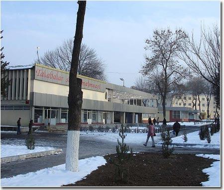 На фото: кафе-столовая в Вузгородке