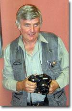 В Ташкенте проходит выставка румынского фотохудожника Теодора Раду Пантеа
