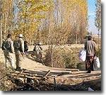Саламат Аламанов: Граница между Киргизией и Узбекистаном напоминает сито