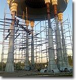 Узбекистан: Подготовка Ташкента к празднованию Дня независимости и юбилея города идет с размахом
