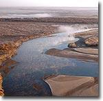 Казахстан: Коксарайское водохранилище сможет принять паводковую воду уже следующей весной
