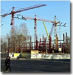 Ташкент: На месте снесенного сталинского дома появится каримовский дворец