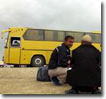 Одиссея узбекских гастарбайтеров в автобусе-призраке
