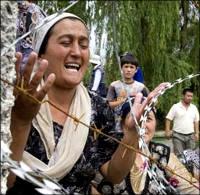 Беженцы из Кыргызстана в Узбекистане: Уход и возврат
