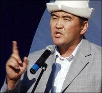 Камчибек Ташиев: «Если русские, узбеки или турки скажут, что они – наравне с киргизами или выше их, - государство развалится»