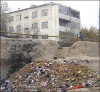 Узбекистан: Андижан завален горящим и гниющим мусором