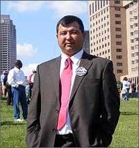 Политэмигрант Баходир Чориев знает, как победить коррупцию в Узбекистане, укрепить экономику и воскресить Арал