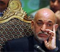 Афганистан: Не стоит «выдергивать стул» из-под Карзая