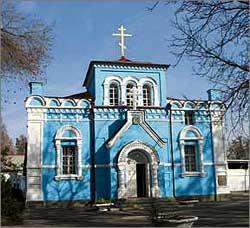 Православный священник создал уникальную школу на юге Кыргызстана
