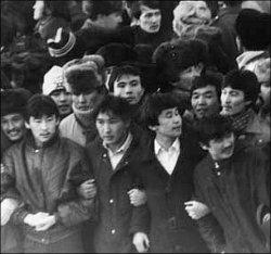 Загадки «Желтоксана». К 25-летию алма-атинских событий 16–18 декабря 1986 года