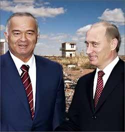 Каримов & Путин (версия 2.0)