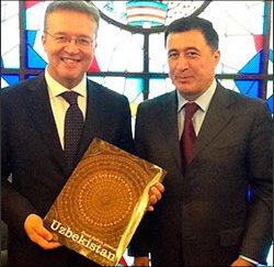 Новый «Ревизор», или Похождения итальянцев в Ташкенте
