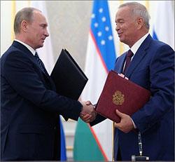«Достаточно непродолжительный». К визиту президента России Владимира Путина в Узбекистан