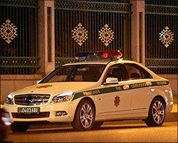 Туркменистан: Беда на дорогах