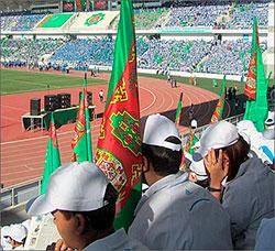 Туркменистан: Веселится и ликует весь народ