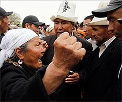 ОБОН, или «бабы особого назначения» в Кыргызстане: где, зачем и почем