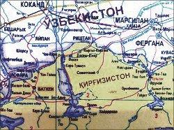 Узбекистан: «Чтобы попасть в анклав Сох, нужно умереть»