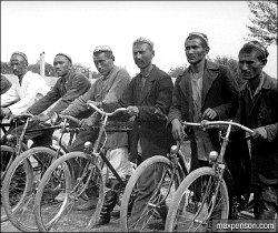 Узбекистан: В Ташкенте запрещают …велосипеды?