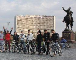 «Велосипедные» проблемы в Узбекистане: «Безопасность» Каримова или очередной отъем прибыльного бизнеса?