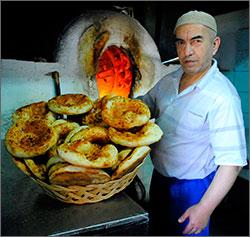 Россия: Миграция еды. Узбекская кухня вытесняет западную