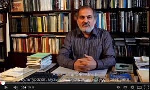 Видеолекторий «Ферганы.Ру»: Александр Джумаев — о Фитрате