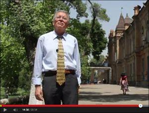 Видеолекторий «Ферганы.Ру»: Борис Голендер  - о Ташкентском университете