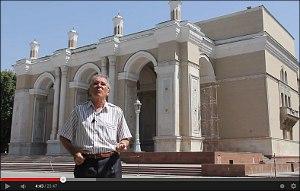 Видеолекторий «Ферганы»: Театры Ташкента вчера и сегодня
