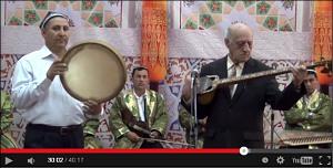 Видеолекторий «Ферганы»: Династия музыкантов Бабахановых в истории Бухарского Шашмакома